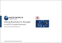 Europe - A guide for Canadian Businesses